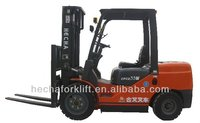 3.5Ton Automatic Diesel Forklift Trucks With Isuzu C240 engine