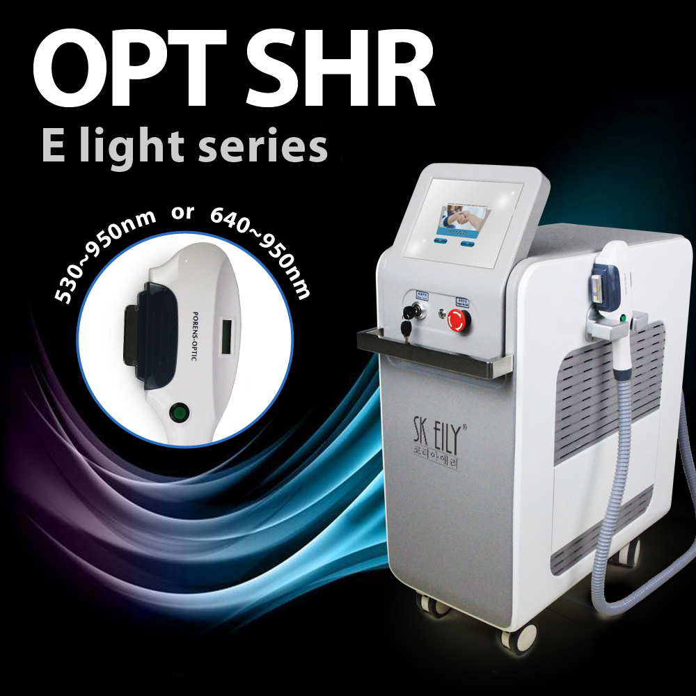 high quality IPL OPT acne removal equipment