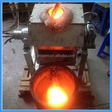 Solid State Inductotherm Furnace For Melting Gold Silver Platinum(JLZ-35KW)
