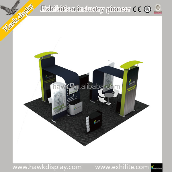 China portable exhibition stand contractor