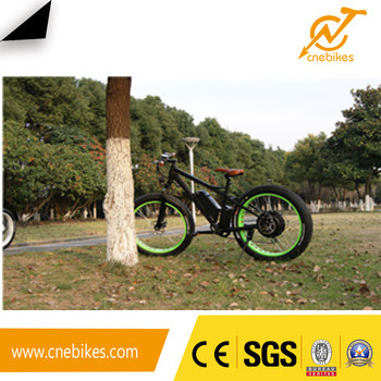 26*4.0 fat tire snow electric bike for sale with high quality accessories