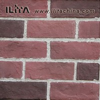 Artificial Thin Brick for Wall Cladding