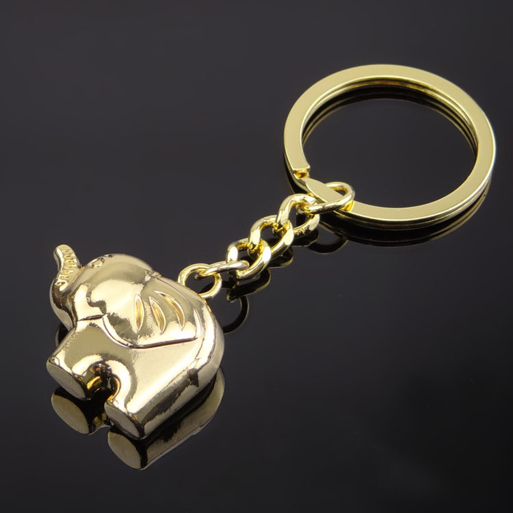 Key Chains / metal high -end 2018 hot sales key chains New Year's gifts Christmas gifts valentine's day gifts