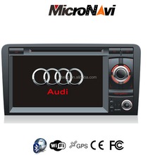 Special for Audi A3 car dvd radio gps with bt ipod