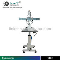Screening for glaucoma Campimeter Machine (YZ22) Made in china