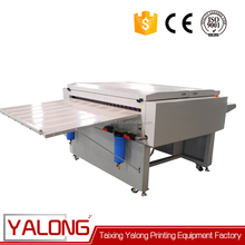 aluminium offset thermal ctp plate used plate processor