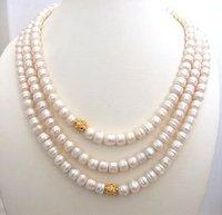 SN-244 Pretty Pearl Necklace