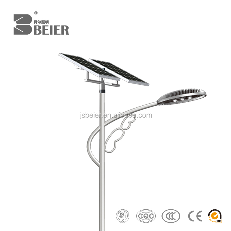 High efficiency best price 36W LED street light solar outdoor lighting with long working time