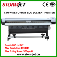 SJ-7180TS Thunderjet v1802s Eco Solvent Printer