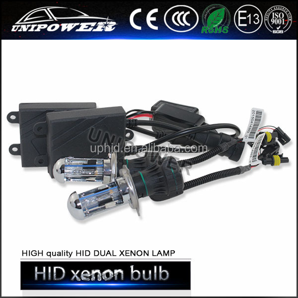 High quailty hid xenon light, h4 DC 12V 35W xenon hid bulb for auto car headlight, h7 h8 xenon hid conversion kit