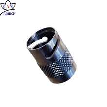 NBridge Customized Milling and Turing Aluminum Alloy OEM CNC Motorcycle Parts Accessories motor parts accessories