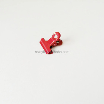 brown small metal clip for classified advertisements china manufacturer