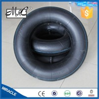 Cheap price natural rubber wheelbarrow tyre tube butyl hand truck tire inner tube 4.00-8