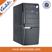 glossy big tower CKD Computer Case SX-3080 Blue color