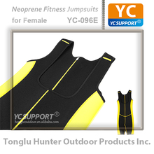 Custom design Jumpsuits slimming neoprene ladies women underwear