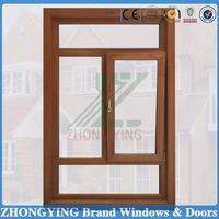 2.5mm thickness white plastic window mullions