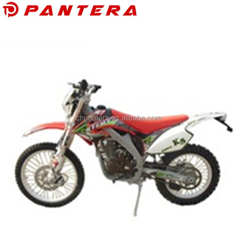 Chong Qing Motorcycle Hot Selling Gas-Powerful 250cc Off Road Cheap Sport Motorcycle For Sale