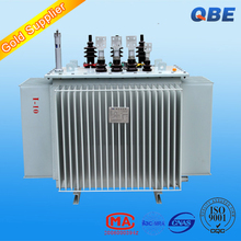 low price high quality 10kv 33kv 3 phase 500kva 630kva oil immersed voltage industrial transformer