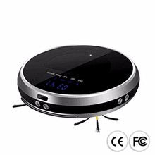 High Technologcal Electronic Ce Rohs Auto Industrial Heavy Duty Vacuum Cleaner Smart Robot