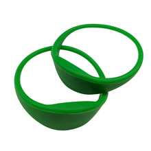 Widely Used RFID Tag NFC Silicone Bracelet Silicon 860-960mhz RFID Wristband