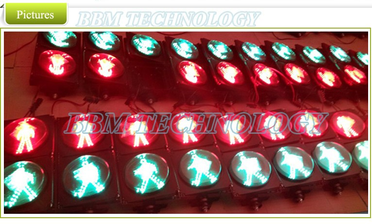 Wholesale 300mm LED pedestrian crossing light