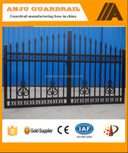 AJ-GATE006 Alibaba main door grill design