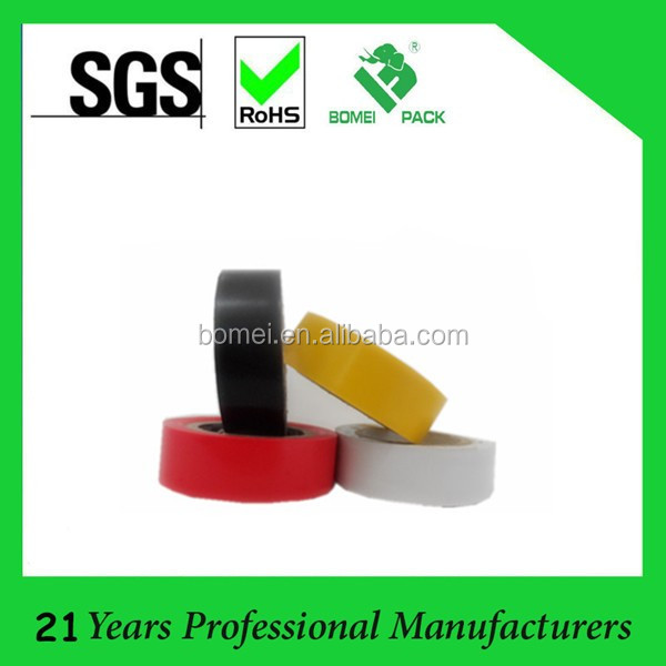 Black PVC eletrical tape
