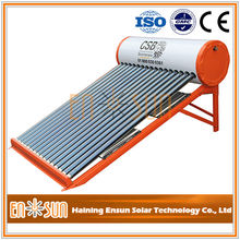 Chinese evacuated tube portable hot selling solar air heating system