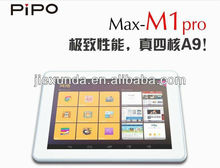 Wholesale HOT Pipo M1 PRO Max M1pro RK3188 Quad core Tablet PC 9.7inch IPS Screen 16GB WIFI Bluetooth HDMI