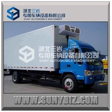 4*2 1T 2T 3T refrigerated truck