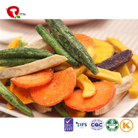 TTN 2016 Health Snack Vacuum Fried Vegetables Chips Price List