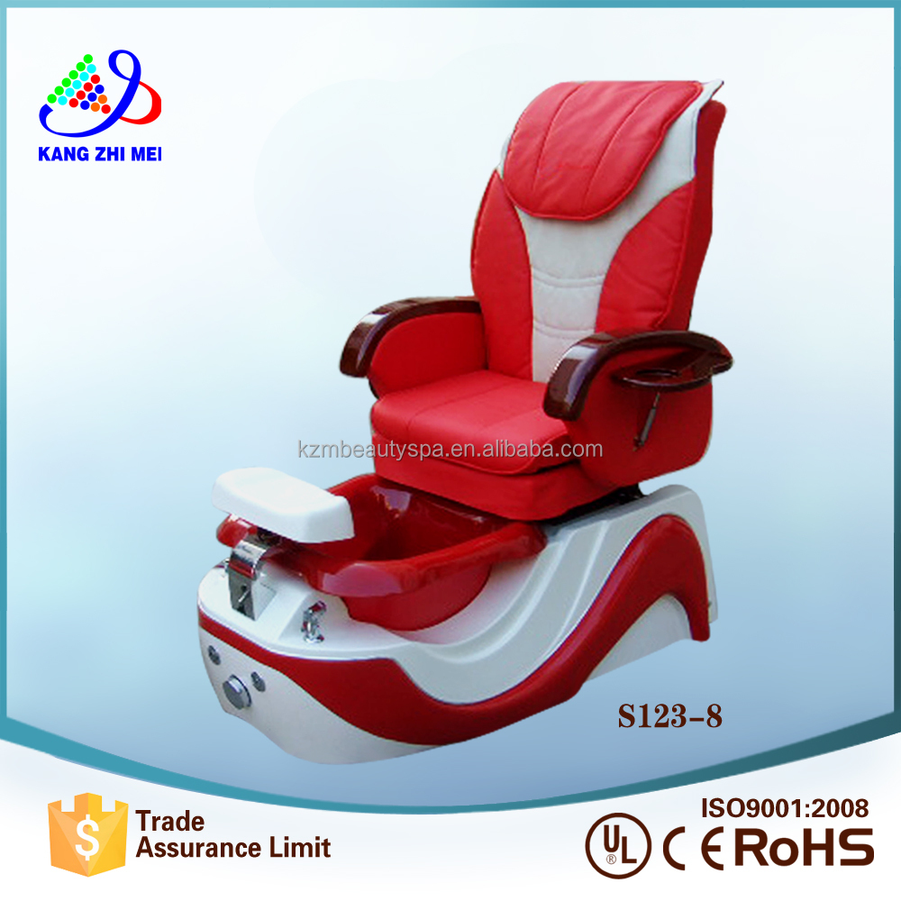 wholesale cheap used furniture for pedicure spa chair (KM-S123-8)
