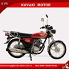 Factory directly Sales Pocket Street Bike 125cc Engine Motorcycle Made In China