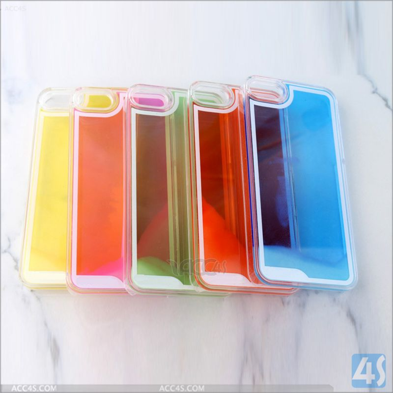 Best Price Wholesale Liquid Luminous TPU Mobile Phone Case For iPhone 6 6S