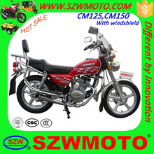 Hot Sale Good quality Affordable Classic CM125 street Motorcycle with windshield