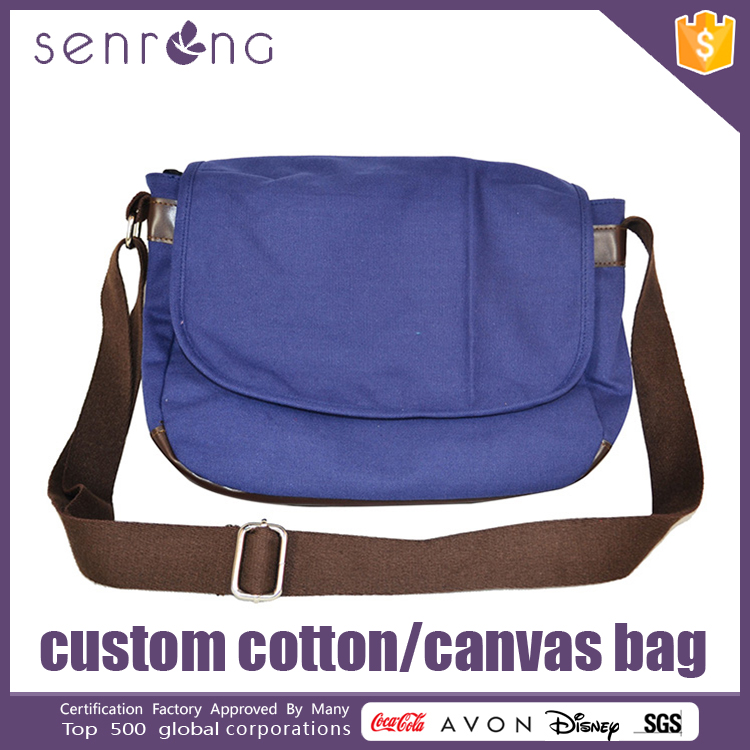 Canvas Book Bag Cotton Seed Bags