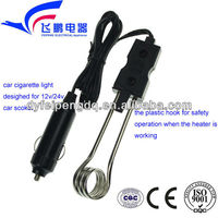 12V 120W 12v car Heater Element Hot Water Cup Mug Van Coffe Tea Soup Drink make coffer in the car