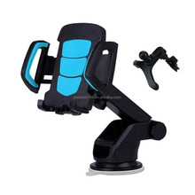 Long Arm Mobile Phone Holder Car Universal Stand Holder for Cell Phones Air Vent Mount for iPhone etc