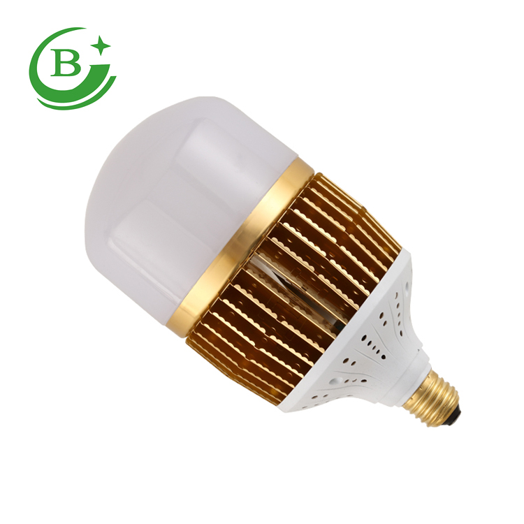 Replaceable IC constant current B22 / E27 / E40 high power 50w led light <strong>bulb</strong>