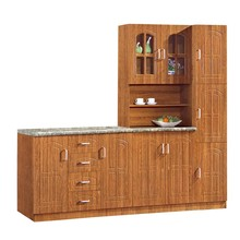 PVC door pvc laminate kitchen cabinet door for apartment