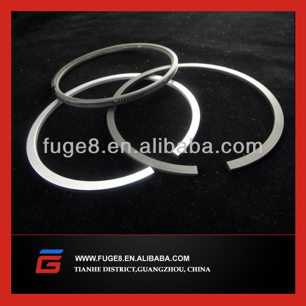 td27 piston ring 12033-6T010 for NISSAN engine