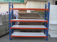 heavy weight warehouse metal shelf