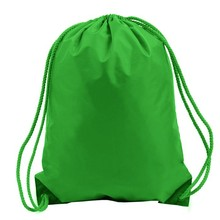 organic cotton cycling drawstring cheap shoe bag