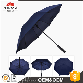 Accept OEM/ODM automatic opening 29 in big size umbrella for promotional