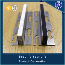 Good quality 304 stainless steel floor expansion joint cover for marble