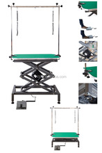 NBF pet grooming table electric