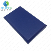 Studio Equipment Sound Absorption and Fireproof Fabric Acoustic Wall Panel