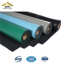 Thickness 2mm Green ESD rubber mat