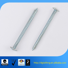 galvanized carbon steel barbed roofing nail