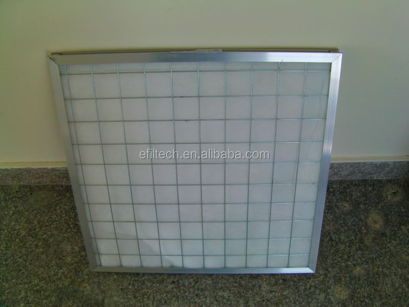 pre filter panel filter air filter aluminum expanded metal mesh